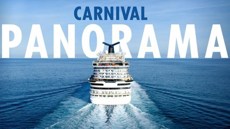 Carnival Panorama culminará la clase Vista en 2019