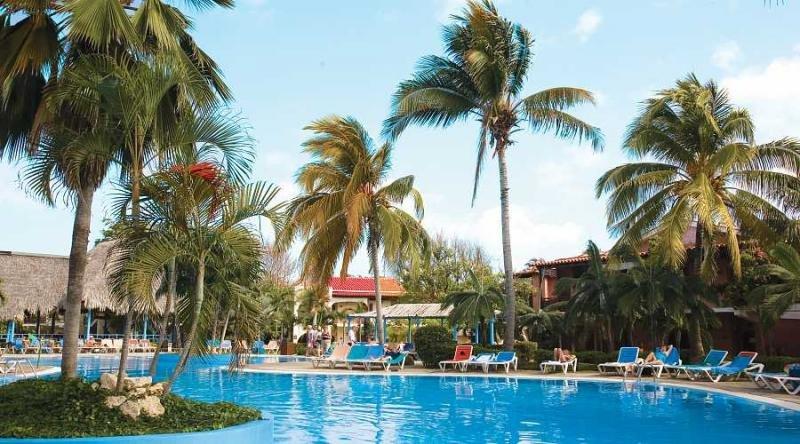 Hotel Colonial, situado en Cayo Coco. Foto: CheaperVacations.