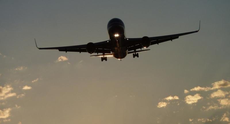 Temporal en España: 50 vuelos cancelados y 10 aeropuertos afectados (Foto: vídeo de La Sexta).