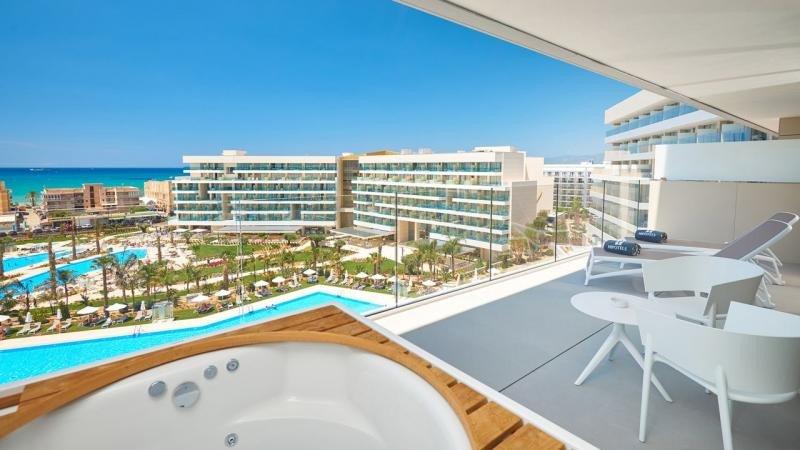 Imagen desde el Hipotels Playa de Palma Palace. Foto: Holidaycheck.