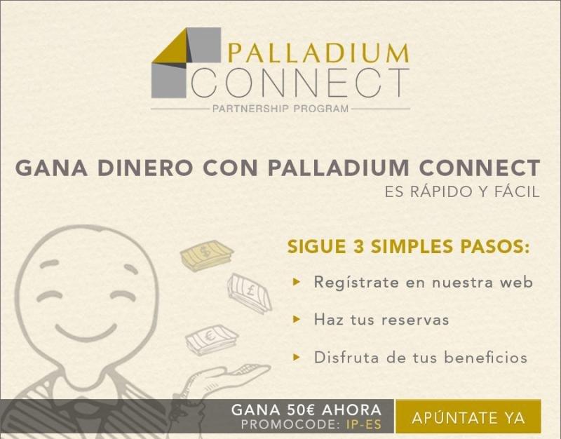 Palladium Hotel Group extiende su primer programa de fidelización dirigido al canal agencias.