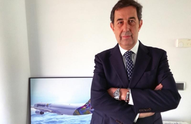 Javier Díaz, CEO de Gowaii.