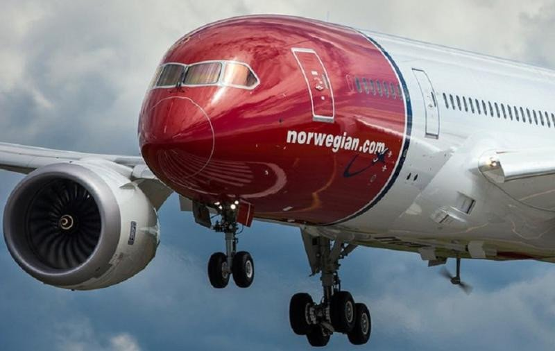 Norwegian comienza a operar vuelos entre Madrid y EEUU en verano de 2018