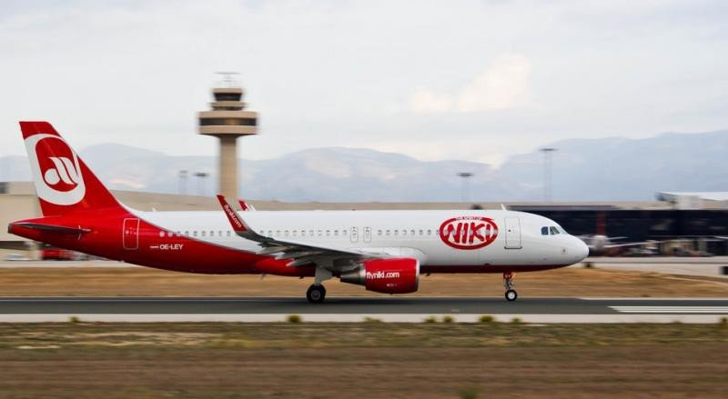 Niki cancela en España 316 vuelos hasta el 20 de diciembre (Foto: Cameron Burns)