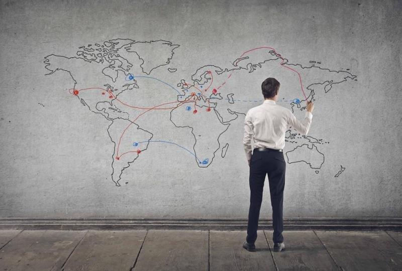 El incremento de los viajes internacionales es una de las tendencias de ámbito global de la que pueden beneficiarse los hoteles.