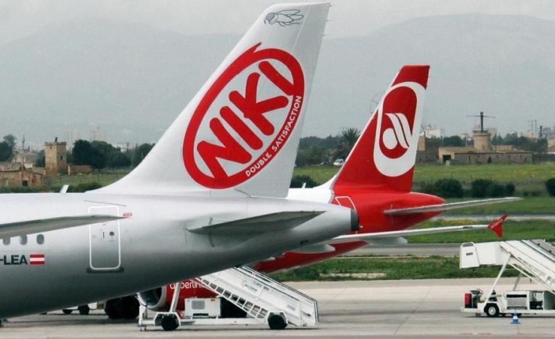 Aerolíneas y TTOO alemanes, al rescate de 40.000 pasajeros de Niki