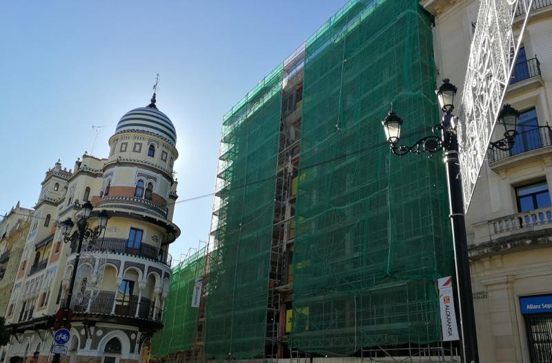Autograph Collection se estrenará en Sevilla en 2018. Foto ©Hosteltur.