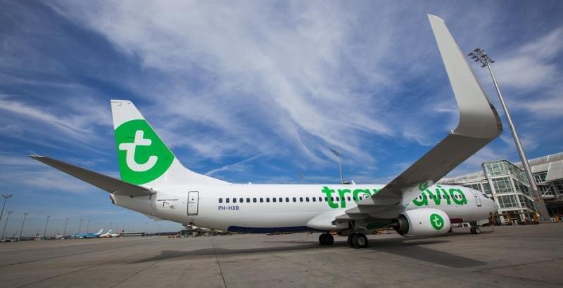 Transavia estrenará cuatro rutas con España en verano 2018