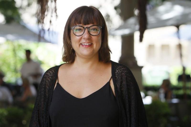 Bel Busquets, coordinadora de Més per Mallorca y diputada balear será con toda probabilidad la nueva consellera de Turismo.