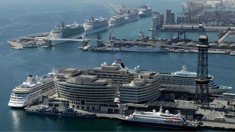 Barcelona: la cifra de cruceristas se estabiliza en noviembre