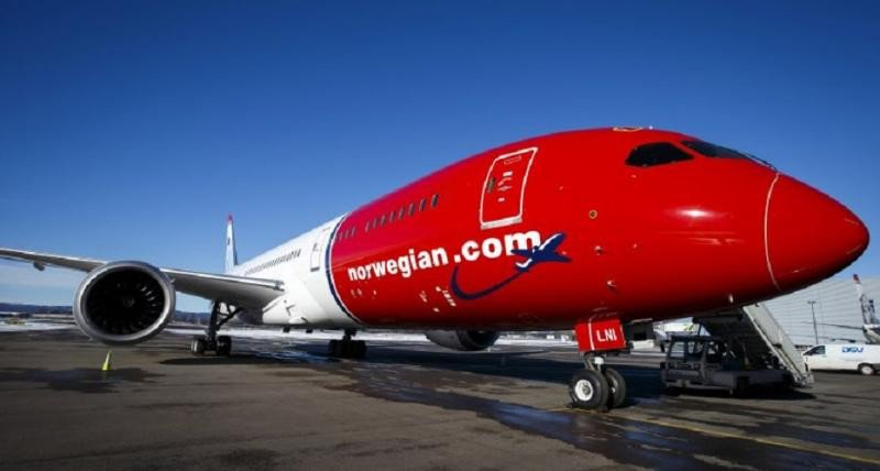 Norwegian basará tres 787-9 Dreamliners en Barcelona (Photo: Heiko Junge / NTB scanpix).