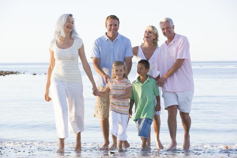 Los viajes multigeneracionales son cada vez más populares, tambien para los cruceros.