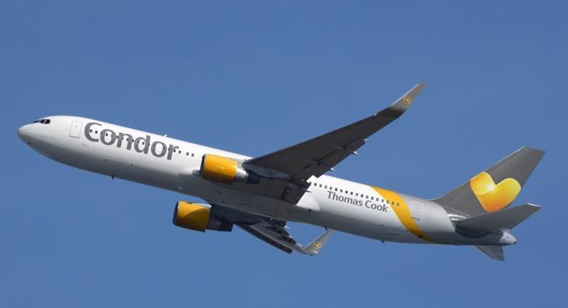 Boeing 767-300 de Condor.