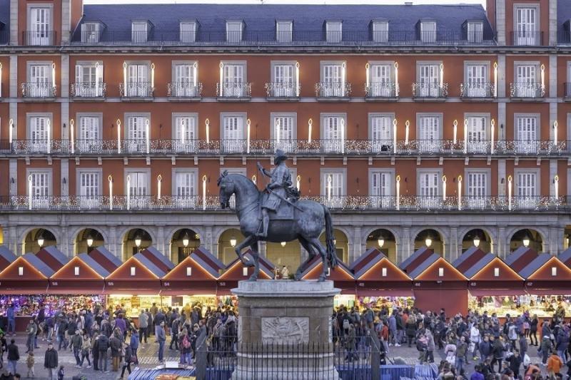 Navidad en Madrid: mercadillos en el centro y más allá