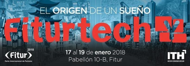 Imagen de la próxima edición de FiturtechY, que se celebrará en el marco de Fitur 2018 del 17 al 19 de enero.