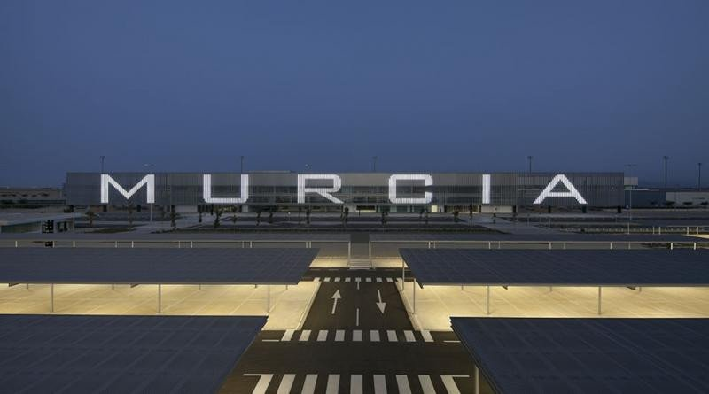 El Aeropuerto Internacional de la Región de Murcia, adjudicado a Aena