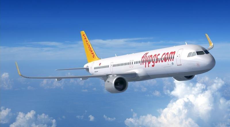 Aerolíneas turcas en auge: Pegasus compra a Airbus 25 aviones A321neo (Imagen digital/ Airbus).