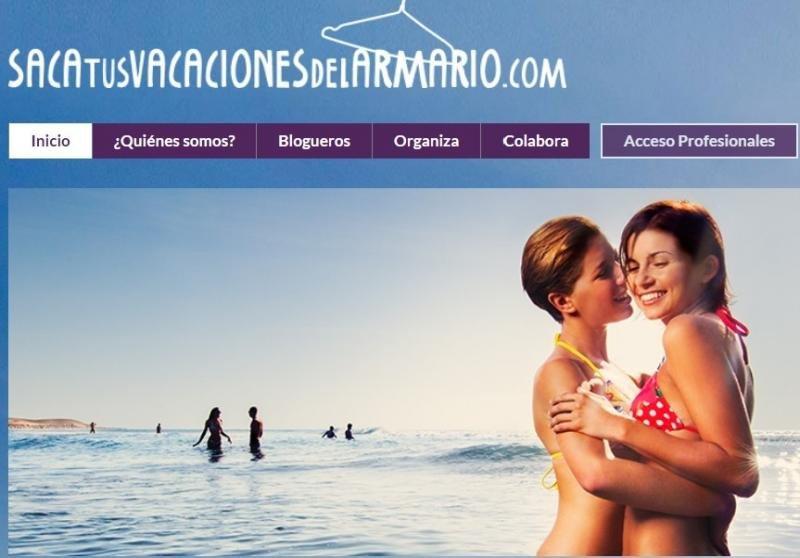 Imagen extraída de la web sacatusvacacionesdelarmario.com, puesta en marcha por Promotur Turismo de Canarias.