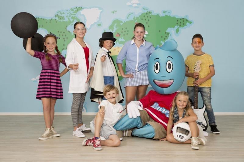 El programa de animación infantil de Barceló 'Happy Minds' está inspirado en la Teoría de las Inteligencias Múltiples del científico estadounidense Howard Gardner.