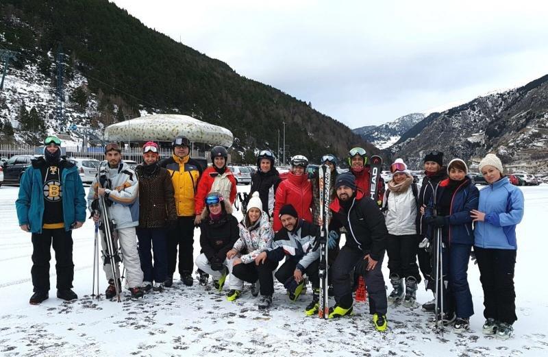 Bedsonline reune a más de 70 agentes en el Pirinero catalán y Andorra