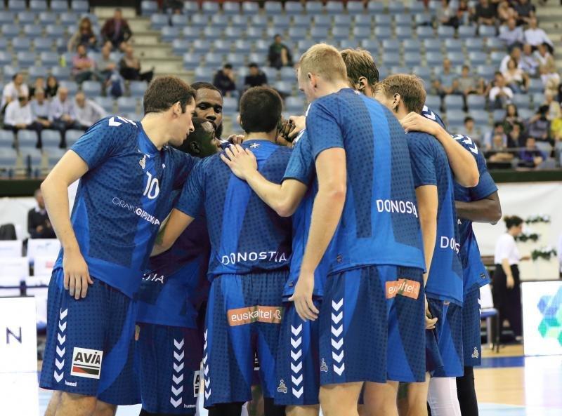Halcón renueva como agencia oficial del Gipuzkoa Basket hasta 2021