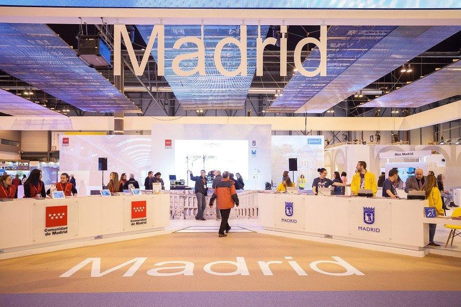 El Ayuntamiento de la capital de España y la Comunidad de Madrid participan de manera conjunta en FITUR desde 2013.