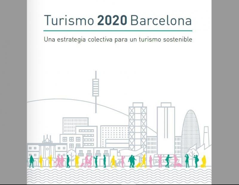 Barcelona edita el Plan Estratégico de Turismo 2020 en pdf