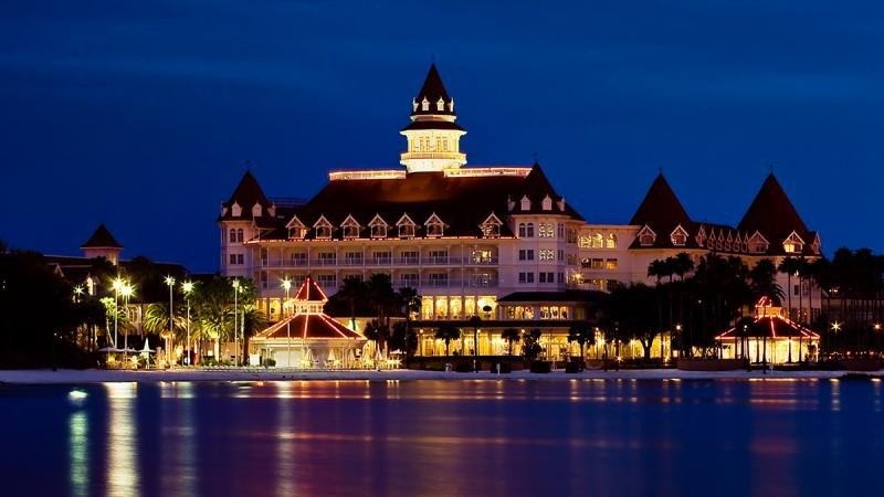 Grand Floridian, uno de los hoteles donde comenzará a aplicarse la medida.