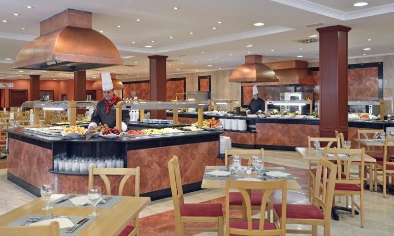 Restaurante del Sol Pelícanos Ocas, incluido en la ampliación del programa.