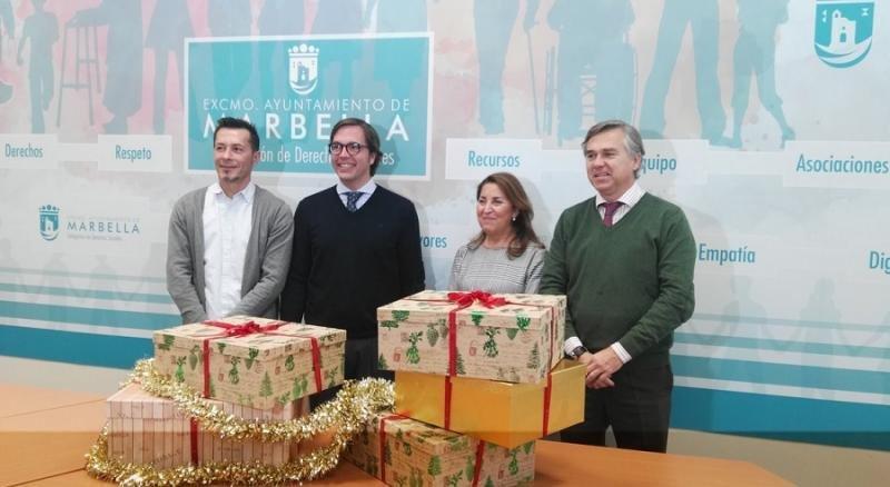 El Vincci Estrella del Mar dona cinco menús de Fin de Año