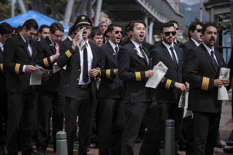 Corte de Justicia ratifica ilegalidad de huelga de pilotos de Avianca