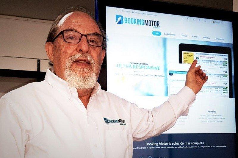 José Carlos Plaza, CEO de Carrusel Travel y creador de Booking Motor.