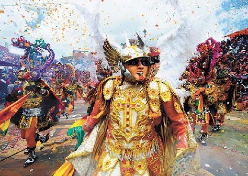 Bolivia recibe un impulso importante como Mejor Destino Cultural.