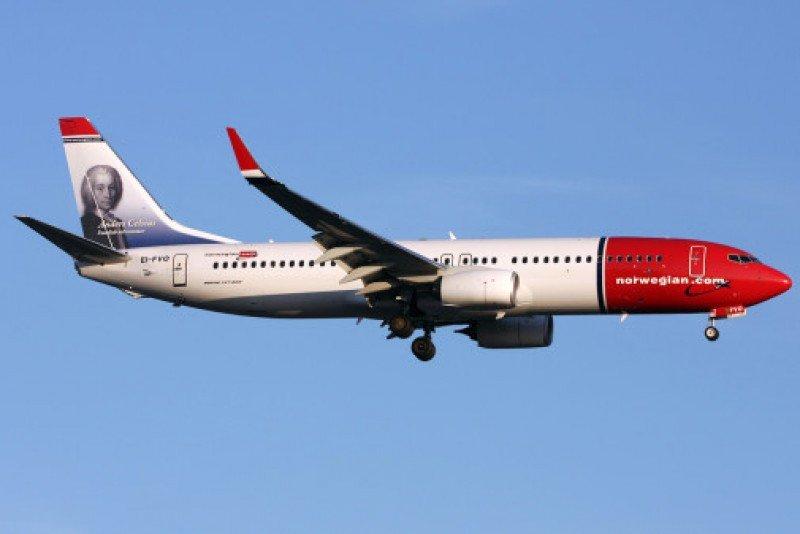 Norwegian Air Argentina en enero recibirá su primer avión