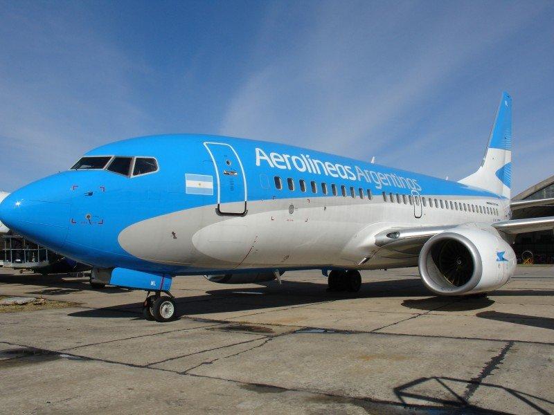 Aerolíneas Argentinas adelanta vuelos a Roma y Madrid por paro de la CGT