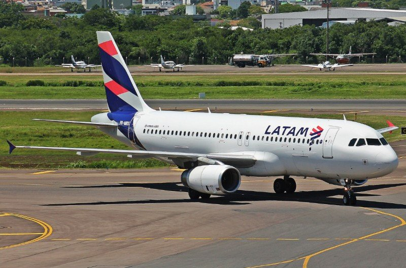LATAM Airlines operará Sao Paulo-Las Vegas durante tres meses