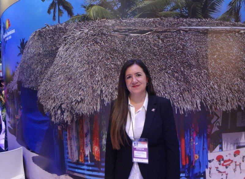 Rhina Olivares, directora de la Oficina de Promoción de Turismo de República Dominicana en Argentina