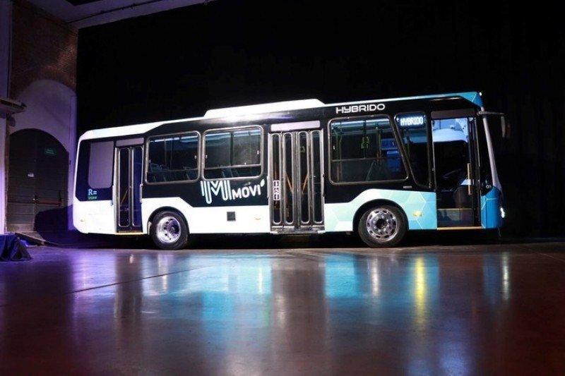 Rosario tendrá el primer bus híbrido de pasajeros de Argentina
