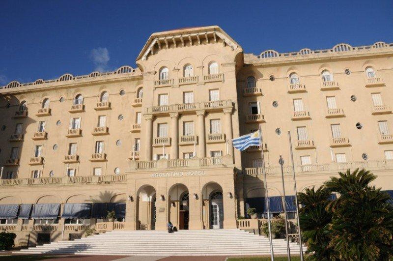 Argentino Hotel de Piriápolis. Foto: RBC Radio.