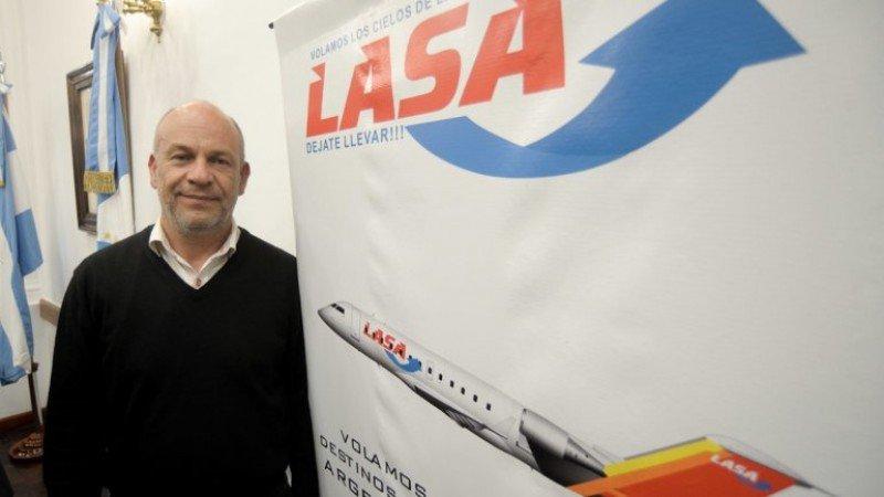 Grupo Lasa conectará Bariloche y Mar del Plata con Chile
