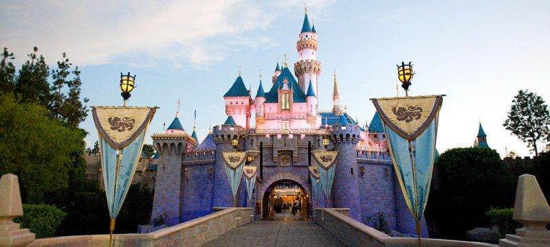 Fantasyland, uno de los sectores afectados en Disneyland California.