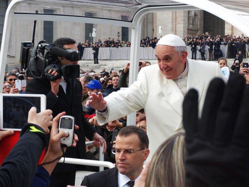 El Papa en Chile: se reforzarán fronteras ante la masiva llegada de turistas
