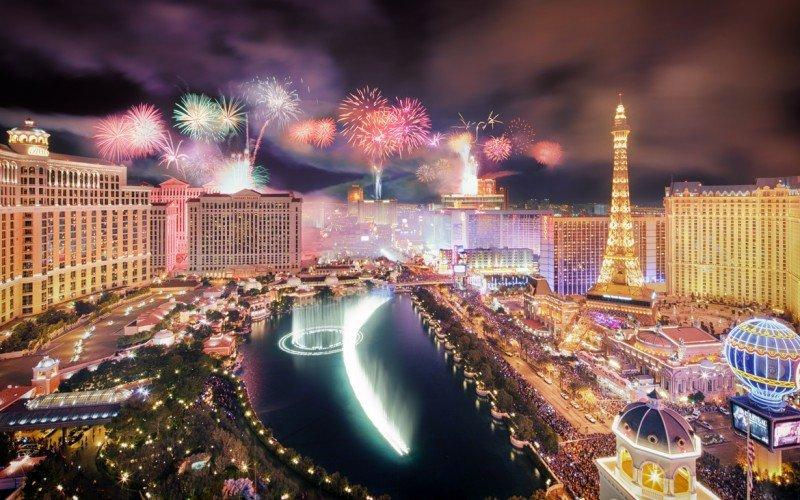 Las Vegas aguarda el Año Nuevo con seguridad reforzada