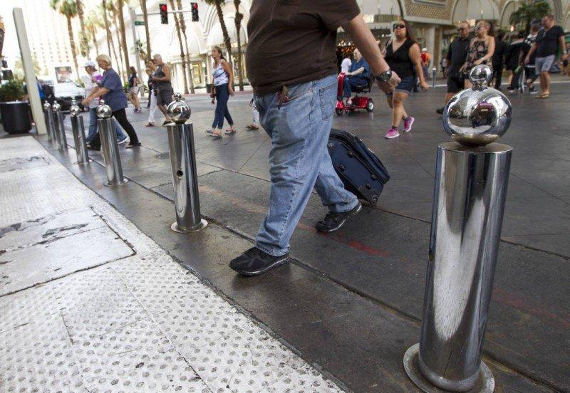 Tras el atentado se incrementaron las medidas de seguridad en la ciudad.