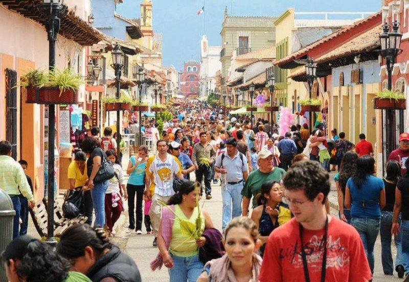 El ingreso de divisas por turismo continúa creciendo en México. Foto: Sipse.