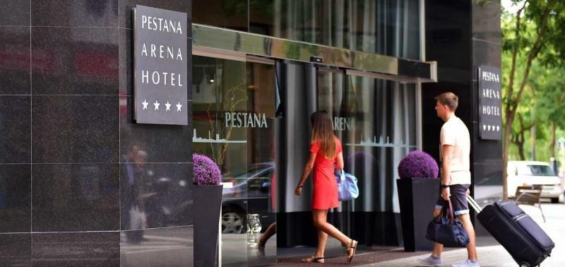 Pestana Arena Hotel Barcelona.