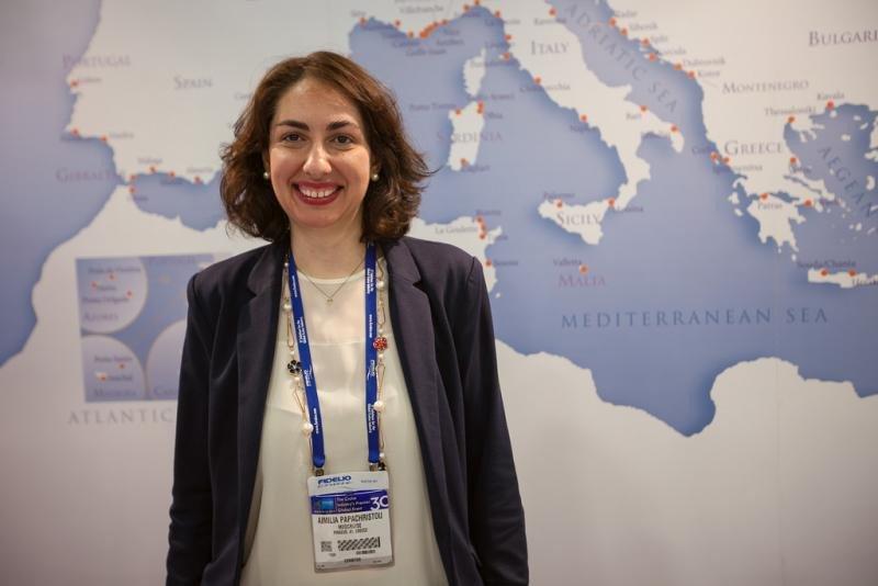 Aimilia Papachristou.