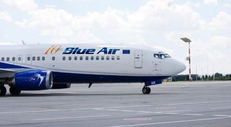 La aerolínea Blue Air conecta Castellón con Bucarest, la capital de Rumanía.