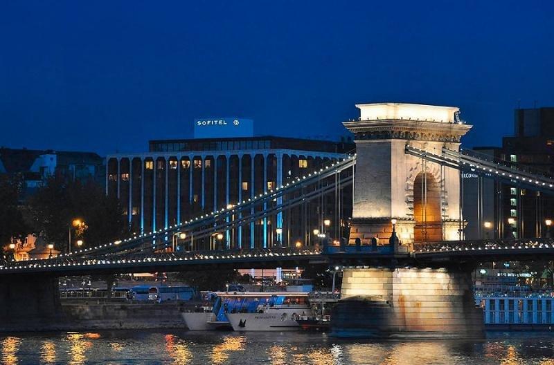 Bruselas valida la compra del Sofitel Budapest por parte de Starwood