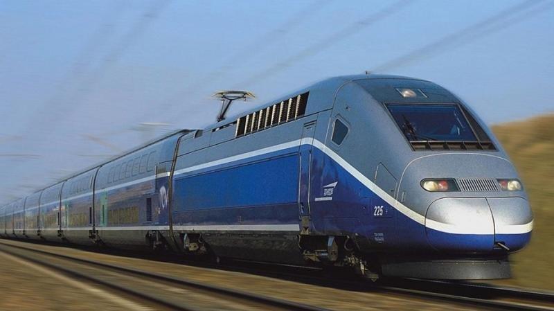 El tráfico de los trenes franceses de alta velocidad aumenta un 10% en 2017
